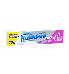 KUKIDENT COMPLETE PRO CLASICO 70GR.