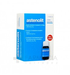 ASTENOLIT 10 AMPOLLAS BEBIBLES