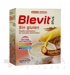 BLEVIT PLUS SUPERFIBRA S/GLUTEN 700 G.