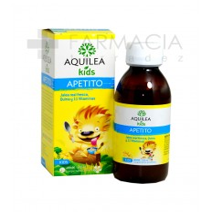 AQUILEA KIDS APETITO JARABE 150 ML.