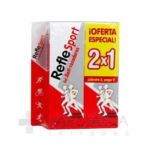 REFLESPORT GEL ANTIROZADURAS DUPLO 2 X1  2 X 28G