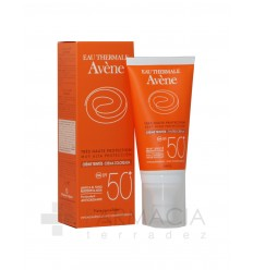 AVENE SOLAR 50+ OIL-FREE CREMA COLOR 50ML