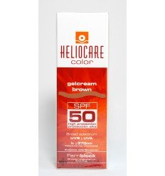 HELIOCARE GELCREAM COLOR BROWN SPF50 50ML.