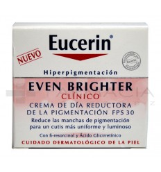 EUCERIN EVEN BRIGHTER CLINICO FPS 30 CREMA DE DI
