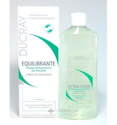 DUCRAY CHAMPU EQUILIBRANTE 200 ML.
