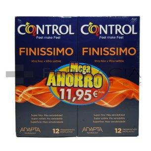 CONTROL PRESERVATIVOS FISNISSIMO 1212