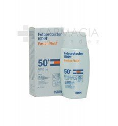 ISDIN FOTOPROTECTOR 50 FUSION FLUID 50ML