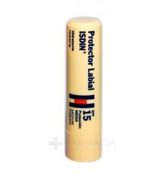 PROTECTOR LABIAL ISDIN F.15 4 GR.