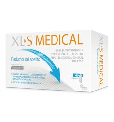 XLS MEDICAL REDUCTOR APETITO 60 CAPSULAS