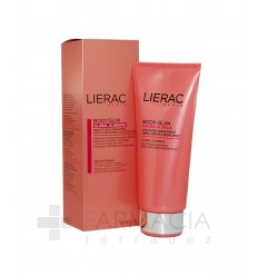 LIERAC BODY-SLIM ANTICELULITICO GLOBAL 200ML