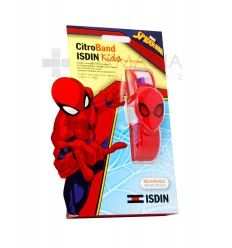 CITROBAND ISDIN KIDS  UV SPIDERMAN C/ 2 RECARGA