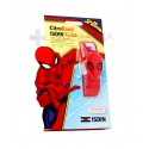 CITROBAND ISDIN KIDS + UV SPIDERMAN C/ 2 RECARGA