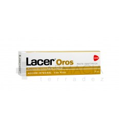 LACER OROS 2500 PASTA DENTAL 75 ML.