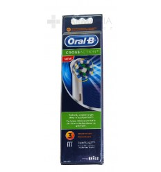 ORAL B RECAMBIO CROSS ACTION 3 UND.