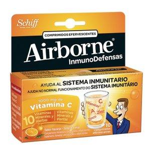 AIRBORNE (INMUNODEFENSAS) EFERVESCENTES NARANJA