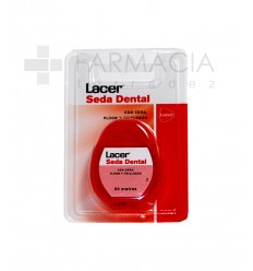 LACER SEDA DENTAL FLUOR Y TRICLOSAN