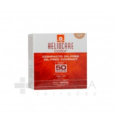 HELIOCARE COMPACTO OILFREE LIGHT F50 10G