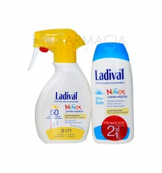 LADIVAL NIÑOS 50 SPRAY