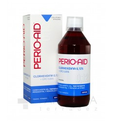PERIO-AID COLUTORIO SIN ALCOHOL 500 ML.