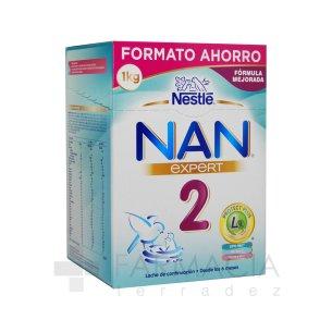NESTLE NAN 2 EXPERT FORMATO 1 KG