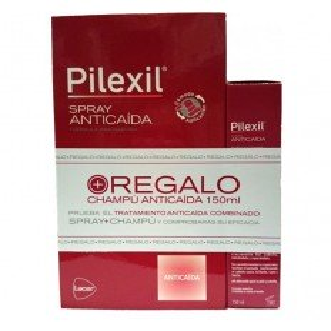 PILEXIL ANTICAIDA SPRAY 120 ML.