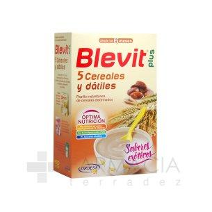 BLEVIT PLUS 5 CER Y DATILES 300 GR