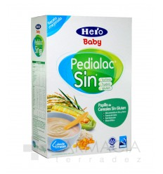 HERO BABY PEDIALAC CEREAL S/GLUTEN 500GR