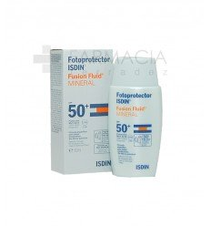 FOTOPROTECTOR ISDIN SPF-50 FUSION FLUID MINERAL