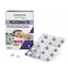 MELATONINA TRI  ANGELINI 1.99 30 COMP
