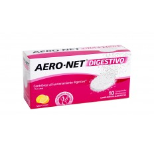 AERONET DIGESTIVO 10 COMP EFERVES LIMON