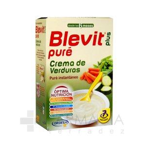 BLEVIT PLUS PURE CREMA VERDURAS 280 GR