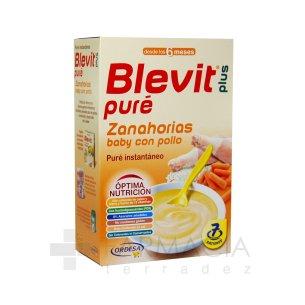 BLEVIT PLUS PURE ZANAHORIA/POLLO 280 GR