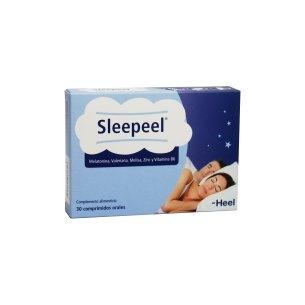 SLEEPEEL 30 COMPRIMIDOS ORALES HEEL
