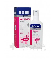 GOIBI SPRAY ANTIPIOJOS PROTEGE 125 ML.