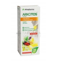 ARKOTOS JARABE 140 ML