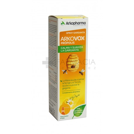 ARKOVOX PROPOLIS SPRAY 30 ML.