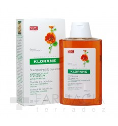 KLORANE CHAMPU EXTRACTO CAPUCHINA 200 ML