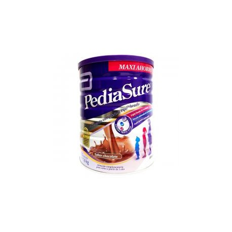 PEDIASURE MAXILATA POLVO CHOCOLATE 1.6KG