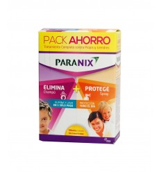PARANIX PACK DUO CHAMPU Y PROTEC 200 ML  100 ML