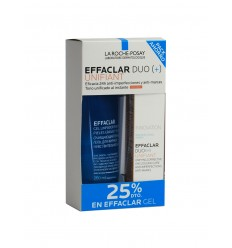 PACK EFFACLAR DUO COLOR  GEL 200ML