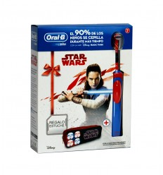 ORAL B CEPILLO ELECTRICO STAR WARS ESTUCHE