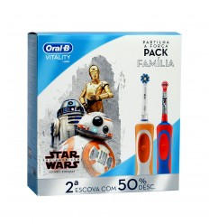 ORAL B DUPLO CROSS ACTION STAR WARS