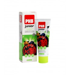 PHB JUNIOR PASTA DENTAL MENTA 75 ML LADYBUG