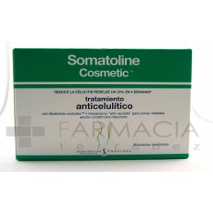 SOMATOLINE ANTICELULITIS MONODOSIS 30X10ML