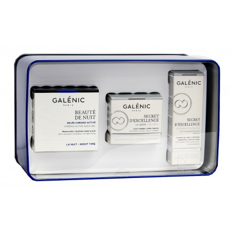 COFRE GALENIC BEATE DE NUIT+CREMA+SERUM SECRET