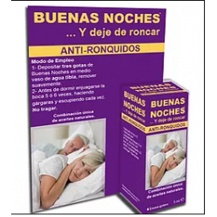 BUENAS NOCHES GOTAS 5ML