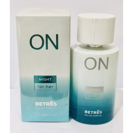 COLONIA BETRES NIGHT FOR HER 100ML