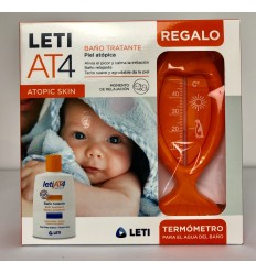 LETI AT-4 BAÑO TRATANTE 200 ML.