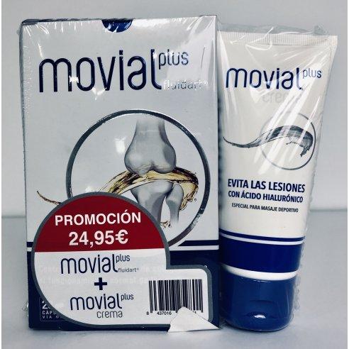 MOVIAL PLUS FLUIDART  MOVIAL PLUS CREMA 100ML