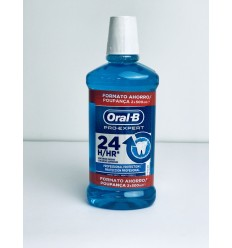 ORAL B COLUTORIO PROTECCION PROFESIONAL 2 X500ML